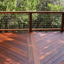 New Fences or Deck