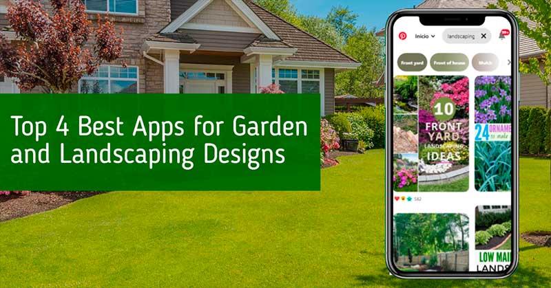 Best Landscape Design Apps