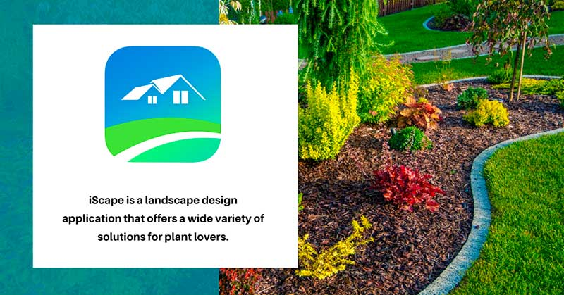 iScape Landscape Design App