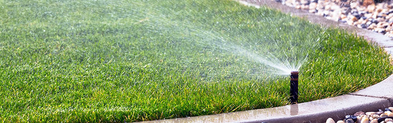 Irrigation system repair, replacement & installation