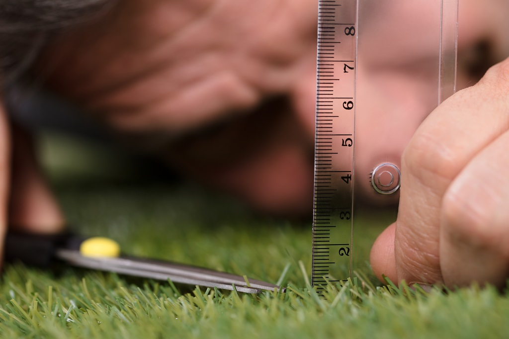 Mow the Lawn to the Ideal Height